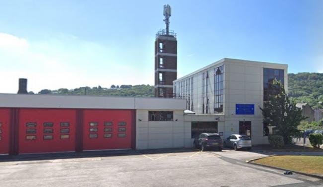 Keighley Fire Station