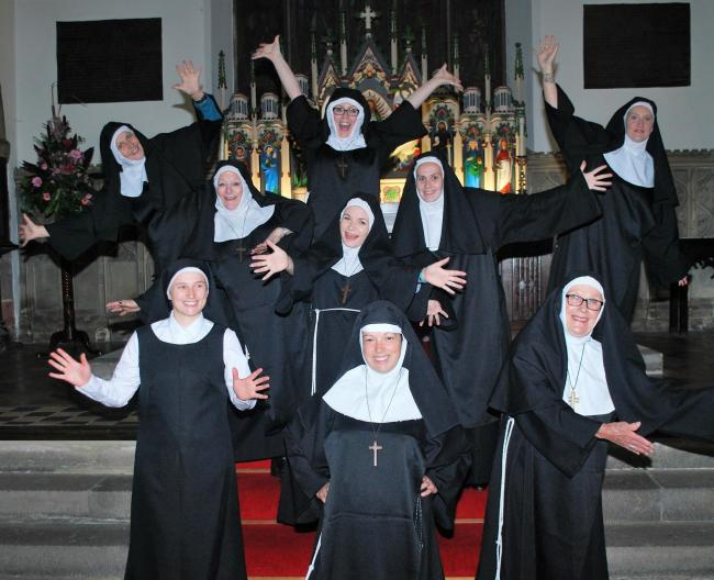 Skipton Musical Theatre Company has performed Sister Act: The Musical in a past year.