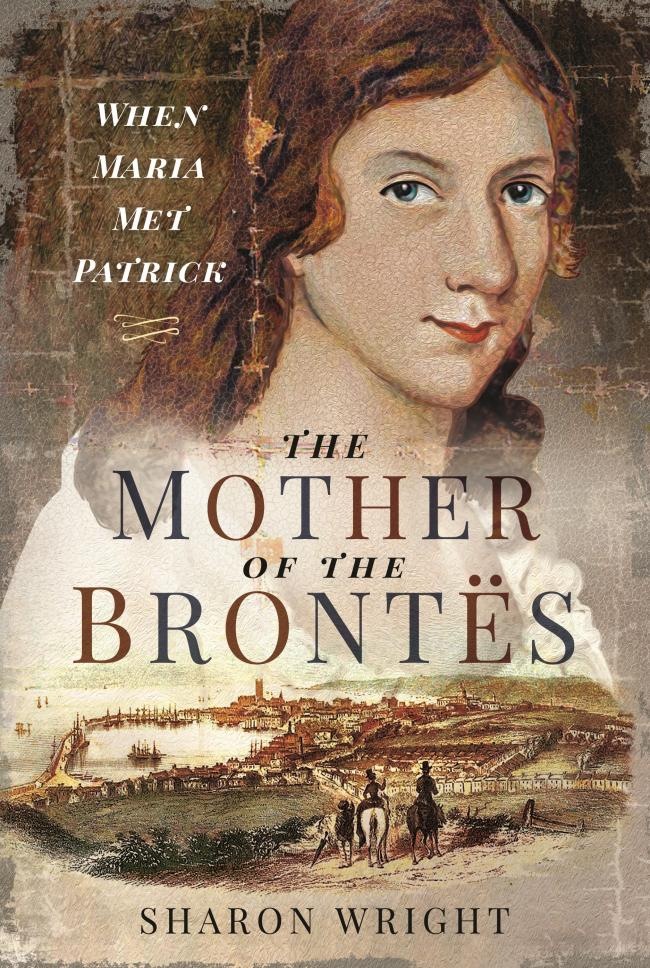 Bronte mum's life of 'scandal and passion' revealed in new book
