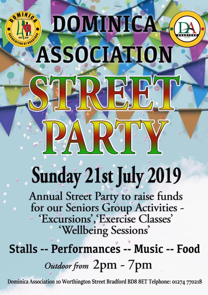 Fundraising Street Party