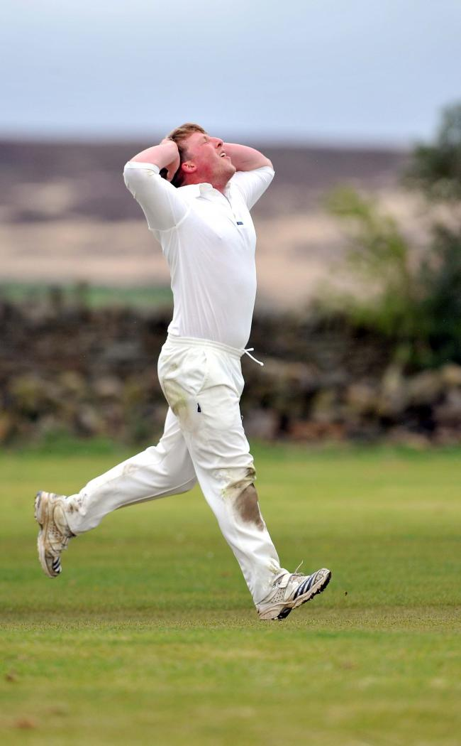 Phil Binner is one of Bradley's dangermen as they face Embsay in the Cowling Cup final