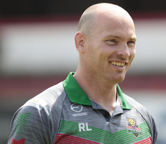 Rhys Lovegrove has backed Cougars' Second Chance scheme