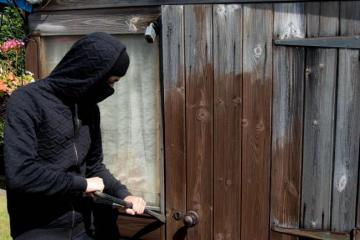 Keighley break-in prompts shed and garage security plea