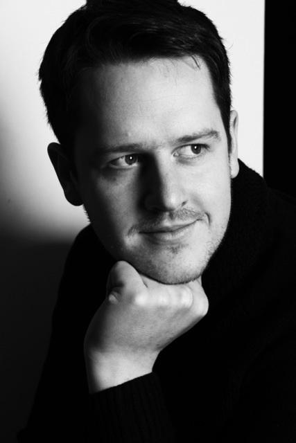 Wil Jones as the new musical director for Bingley choir Opus 44