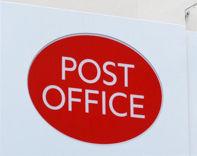 Temporary post office introduced