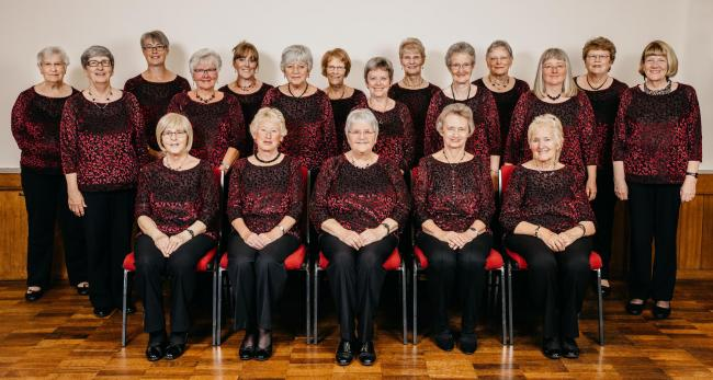 The Cobbydale Singers are celebrating their 25th anniversary