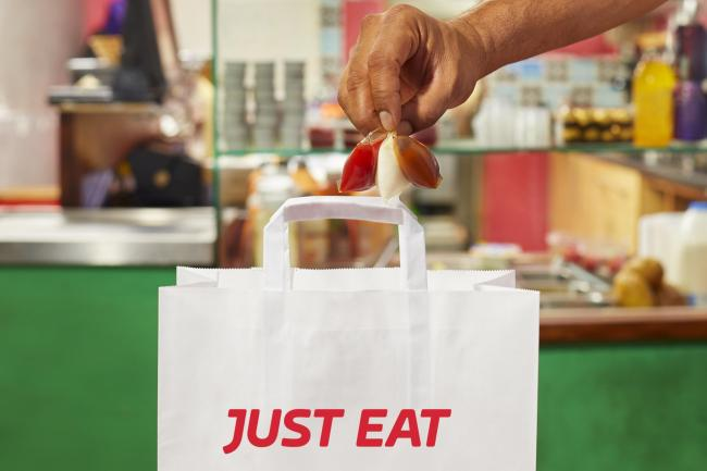 Just Eat Trials Biodegradable Sauce Sachets Made From