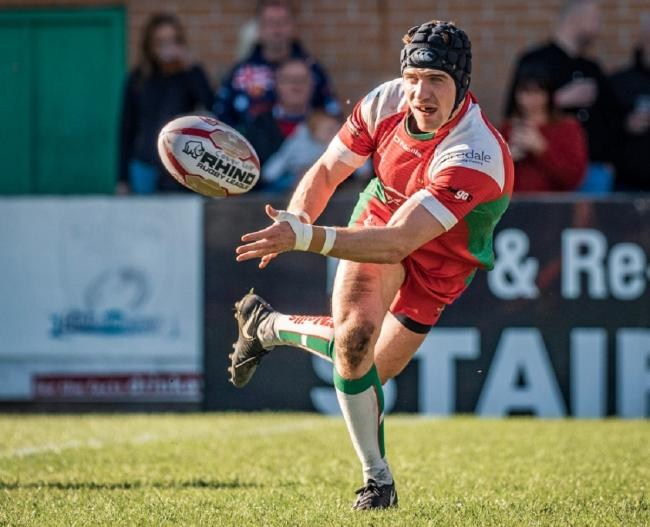 Chris Cullimore has left Keighley Cougars to join Coventry Bears
