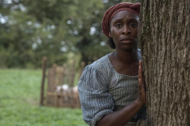 Cynthia Erivo as Harriet Tubman. Picture by PA Photo/Focus Features LLC/Glen Wilson