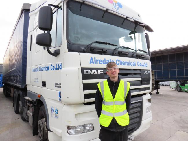 Josh Thorburn has joined Airedale Chemical