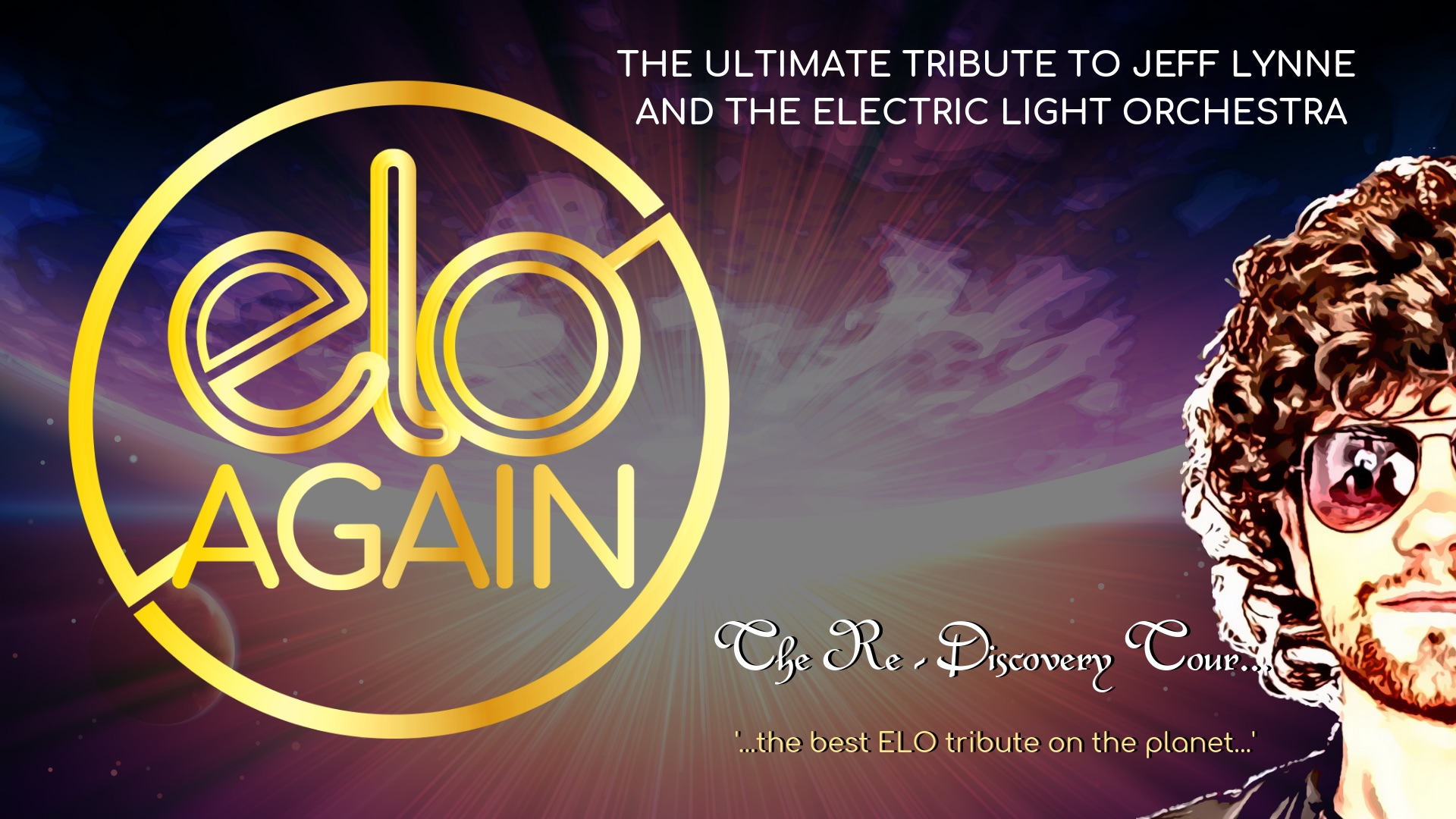 ELO Again - Re - DISCOVERY TOUR
