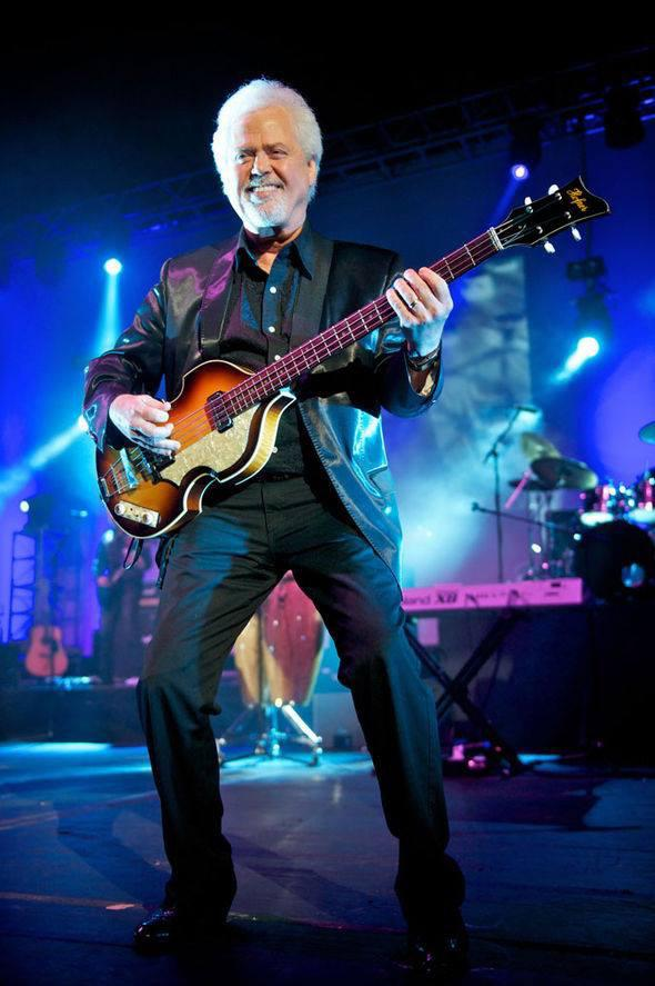 Merrill Osmond is performing at St George's Hall