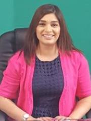 Reana Bashir, owner of Coversure Keighley, was a finalist in the Women In Insurance Awards.