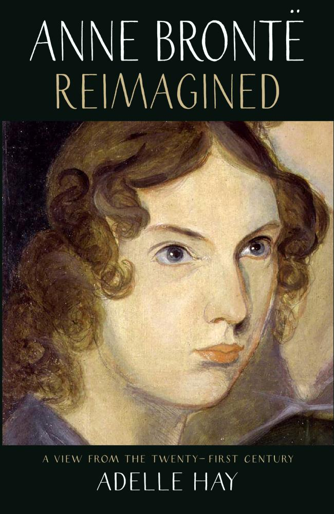 Anne Brontë is the subject of a new book