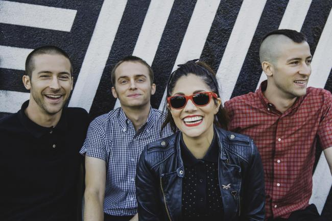 The Interrupters will perform in Leeds this winter. Picture by Robert Ortiz/JustWillieT