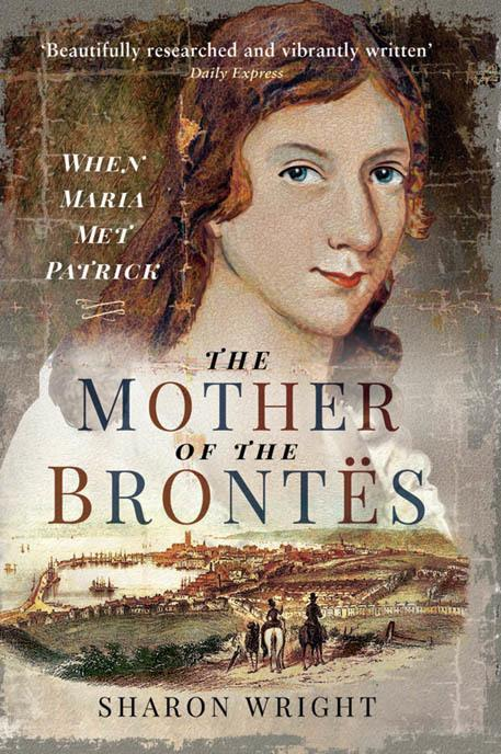 Sharon Wright's new book about Maria Branwell