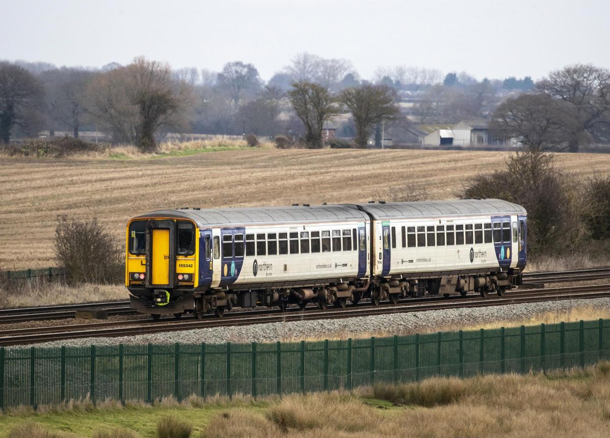 Updated Rail Lines Reopen After Fatality Near Steeton