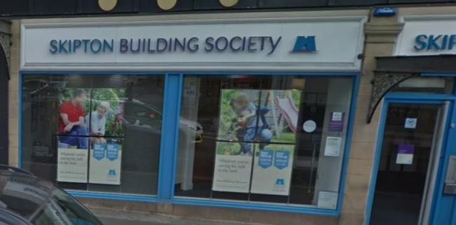 The Skipton Building Society in Cavendish Street (image: Google Street View)