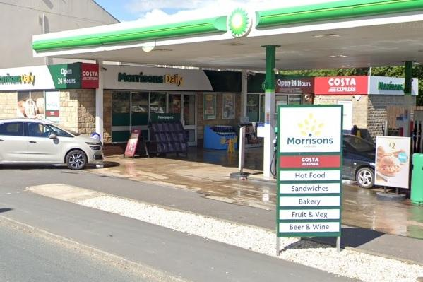 The Morrisons shop in Cross Hills. Picture: Google Street View