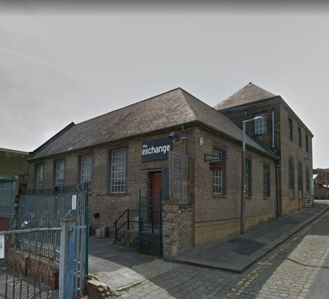 The Exchange Arts Centre at Keighley Musicians Centre. Picture by Google Street View