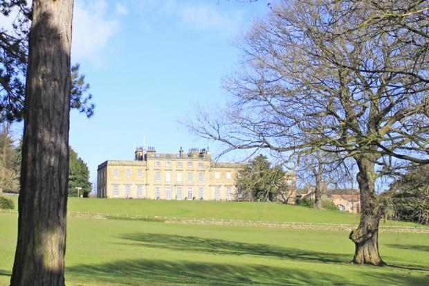 Cannon Hall, in its country park