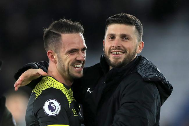 Shane Long, right, carries just as much importance to Southampton as free-scoring Danny Ings, left, according to boss Ralph Hasenhuttl