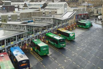 Region's buses begin return journey to public ownership