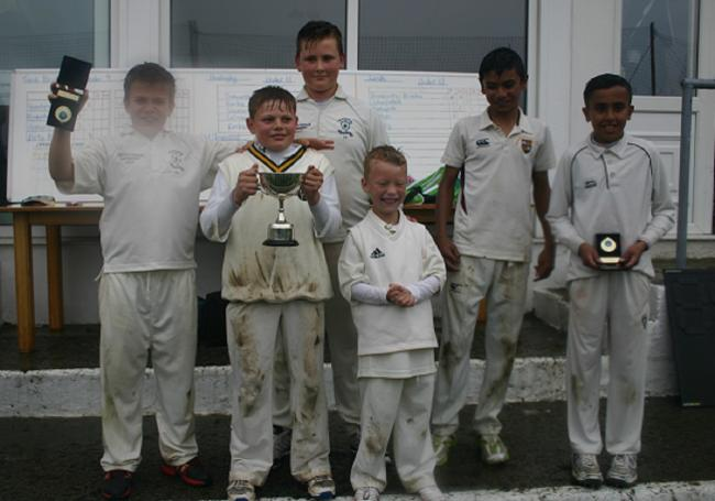 Under-13s cricket is coming back first in the Upper Airedale Junior Cricket Association Picture: Terry Thompson