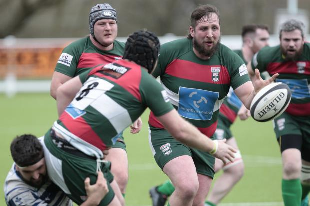 Keighley grabbed a seemingly vital victory over Pontefract last month, but it proved not to be enough Picture: Charlie Perry