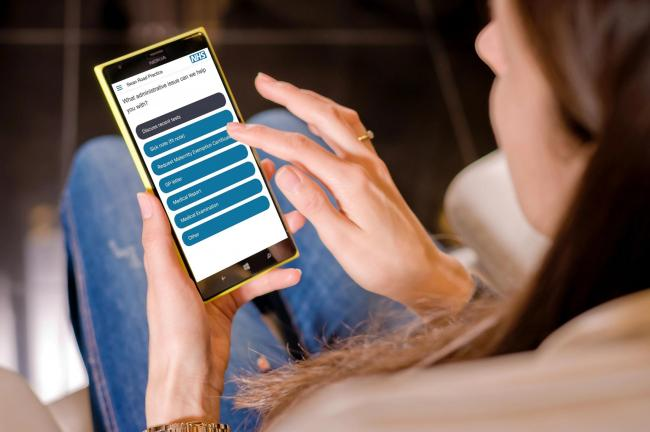 Push Doctor and eConsult allow Keighley patients the chance to get advice from their doctor using a phone or laptop