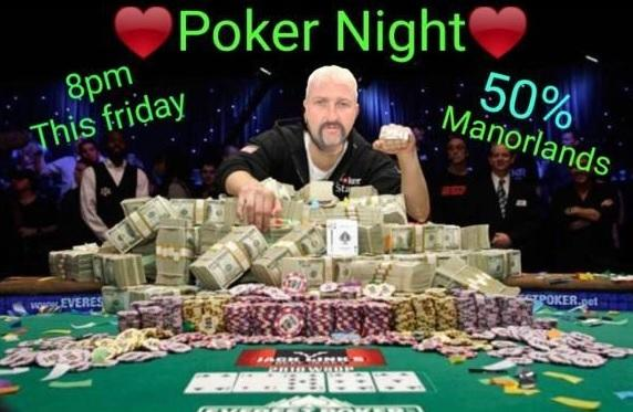 Lee Bailey's Manorlands Hospice fundraiser takes its next step tomorrow night, with an online poker tournament