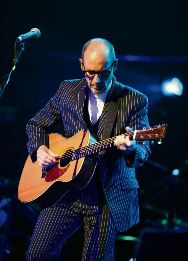 Andy Fairweather Low. Picture by Judy Totton.