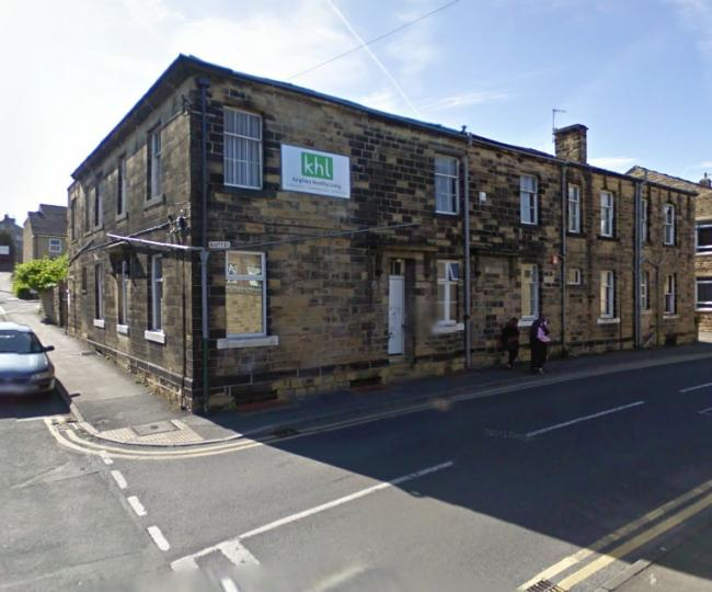 Keighley Healthy Living has moved its cafe from its Scott Street premises to the internet. Image from Google Street View.