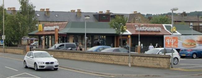 McDonald's in Keighley (image: Google Street View)