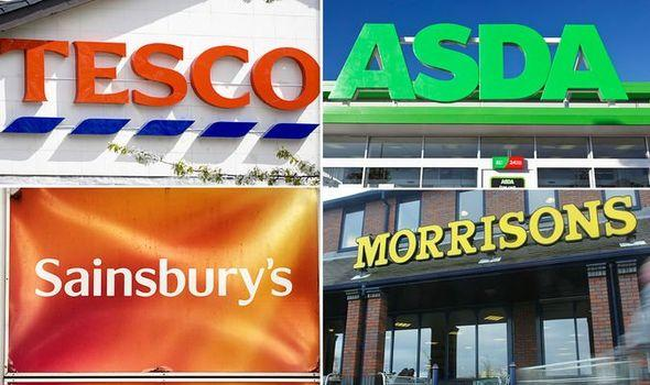 Aldi, Asda, Co-op, Tesco and Sainsbury's issue several urgent product recalls