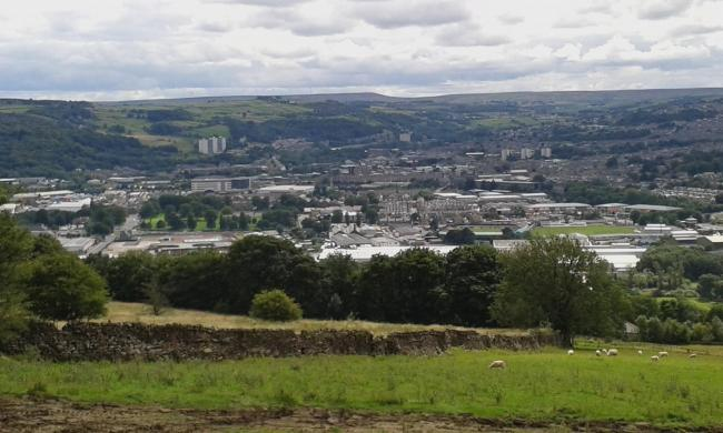 Keighley like other similar towns has come under economic pressure with Covid