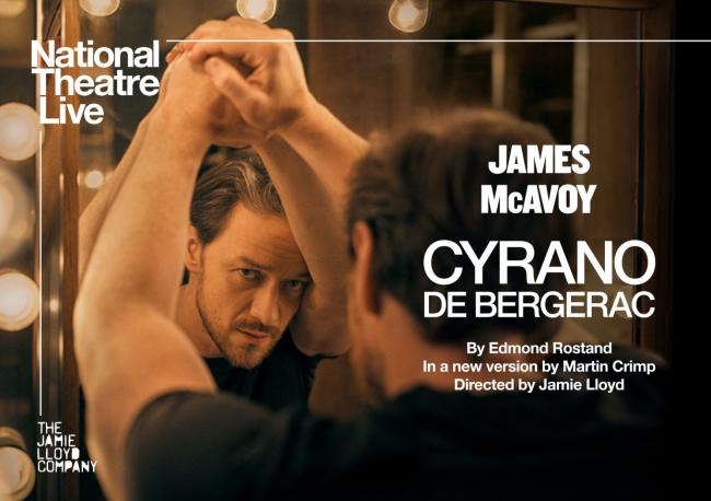 National Theatre Live Cyrano