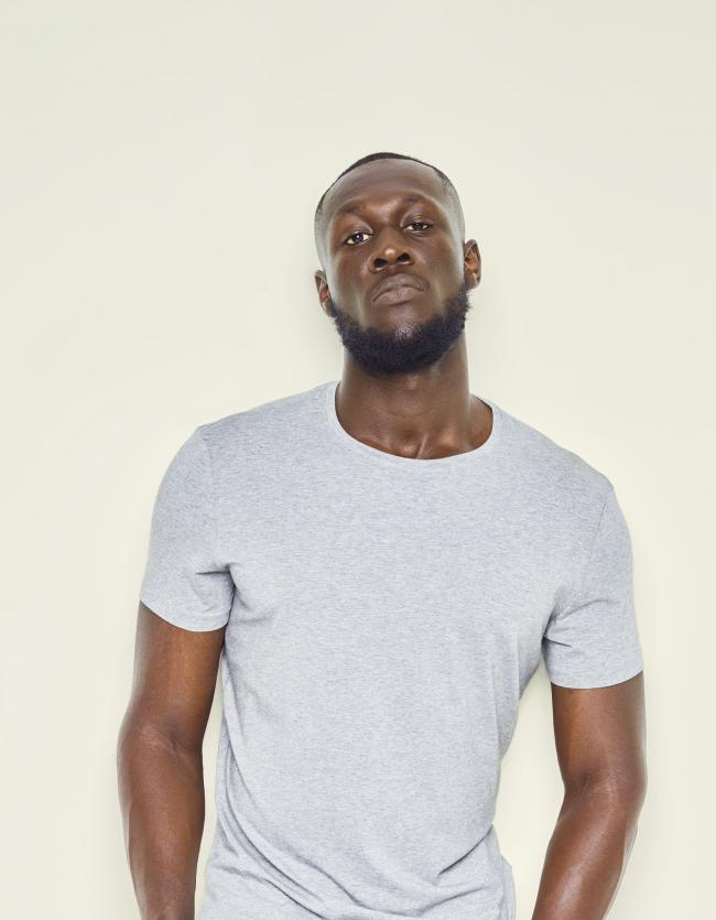 Stormzy. Picture by Atlantic Records