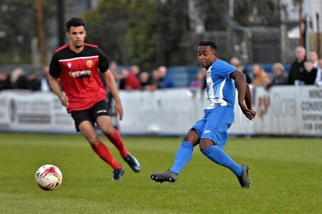 Eccleshill United and Silsden are two Bradford district sides who will now be out for a month. Picture: Daniel Kerr