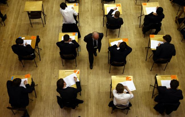 Decisions need to be made over school exams