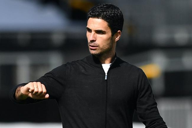 Arsenal manager Mikel Arteta is looking for a third consecutive win over Liverpool.