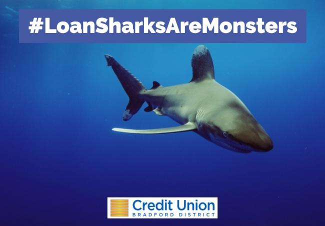 The campaign is targeting loan sharks