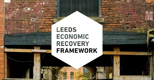 Leeds City Council hopes its Economic Recovery Framework will spark a 'city-wide conversation'