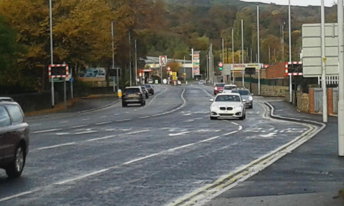 10 3 Million Improvements To Keighley Road Are Welcomed Keighley News