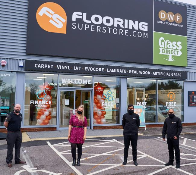 Flooring Superstore is on course for a record year