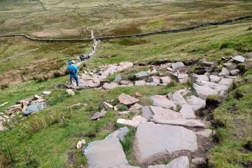 Teenager separated from 'too slow' parents while tackling Yorkshire Three Peaks