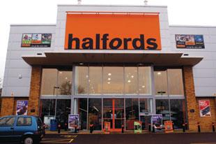 Keighley News: Picture: Halfords