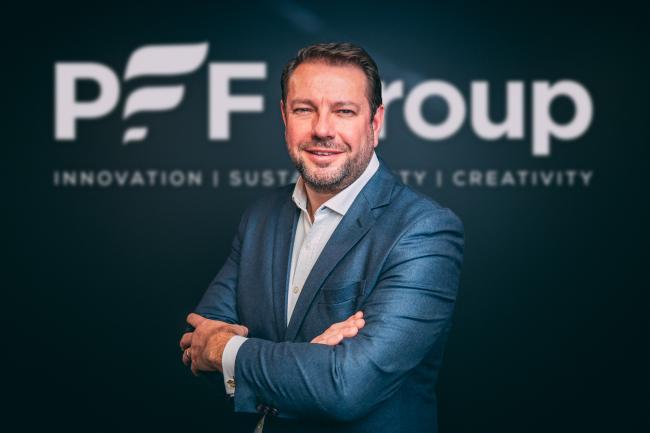 Kenton Robbins, group managing director of PFF Group