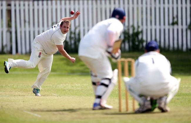 Hepworth and Idle's second team (bowling) are in Division Three, so will benefit from the departure of Foulridge's seconds. Picture: Chris Booth.