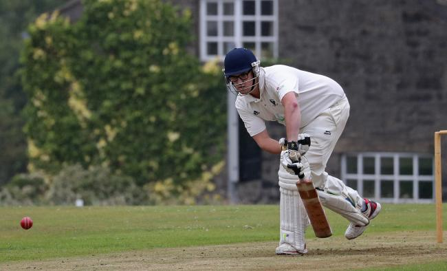 Oxenhope are back in action this weekend, as they host Mount. Picture: Alex Daniel.